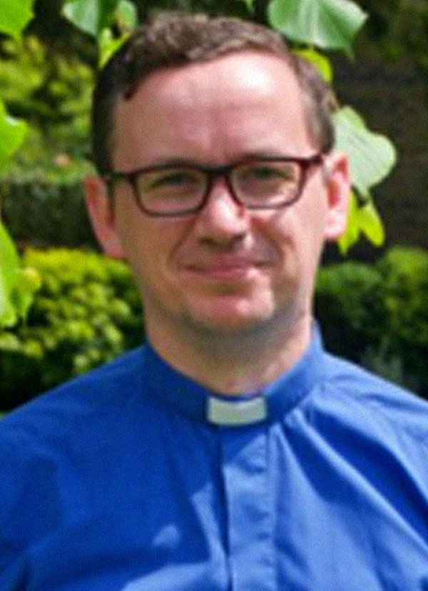 The Revd Ben Lovell